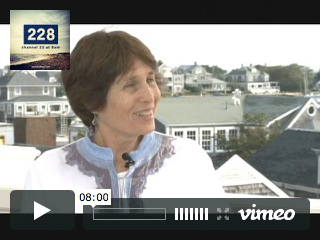 Interview-Anne Makepeace-Nantucket, August 2012