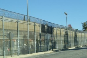 The Prison Wall